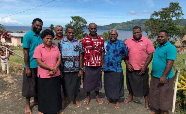 Vatu-i-Ra Conservation Trust receives BIOPAMA Rapid Response Grant 2021